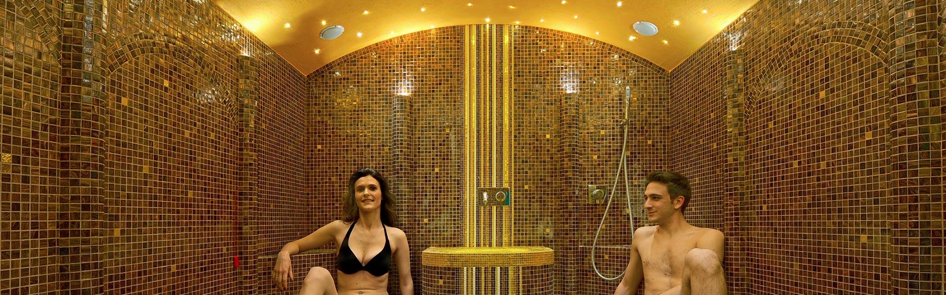 Abano Terme Sauna Bagno Turco.Le Spa Coinvolgenti Percorsi Benessere Hotel Aurora Terme